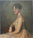 Nikola Mihailov - Damski portret